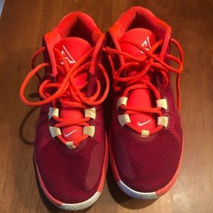 Nike mens sneakers. Barely worn
